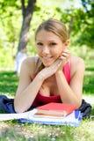 Jonge student Royalty-vrije Stock Afbeeldingen