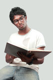 Jonge student Stock Foto