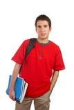 Jonge student Stock Foto's