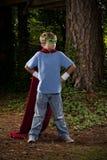 Jonge Super Held Stock Afbeeldingen