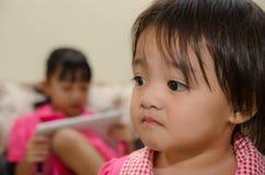 Jonge Thaise meisjes Stock Foto's