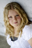 Jonge Tiener royalty-vrije stock afbeeldingen