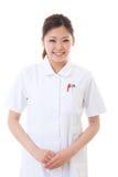 Jonge verpleegster Royalty-vrije Stock Afbeelding