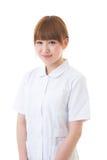 Jonge verpleegster Stock Foto's