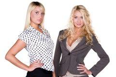 Jonge volwassenen in zaken Royalty-vrije Stock Fotografie