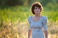 Jonge vrouw royalty-vrije stock fotografie