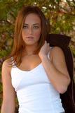 Jonge Vrouw 16 Royalty-vrije Stock Afbeeldingen