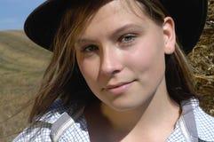 Jonge vrouw royalty-vrije stock afbeeldingen