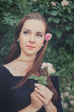 Jonge Vrouw 15 Stock Afbeelding