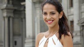 Jonge Vrouwelijke Advocaat royalty-vrije stock foto's