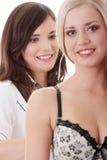 Jonge vrouwelijke arts Stock Foto