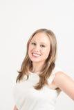Jonge vrouwelijke beroeps Royalty-vrije Stock Afbeelding