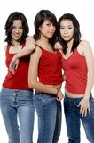 Jonge Vrouwen Royalty-vrije Stock Afbeelding