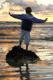 Jonge zeeman Royalty-vrije Stock Afbeelding