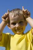 Jongen Stock Foto's