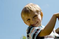Jongen Royalty-vrije Stock Afbeeldingen
