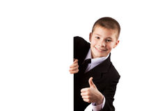 Jongen royalty-vrije stock foto's