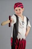 Jongen 2 van de piraat Royalty-vrije Stock Afbeelding