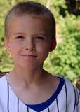Jongen 2 van Jersey Royalty-vrije Stock Fotografie