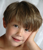 Jongen Royalty-vrije Stock Foto