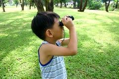 Jongen royalty-vrije stock fotografie
