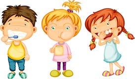 Jongen & Meisjes stock illustratie