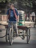 Jongenslevensstijl in Bangladesh op 12 December, 2015 royalty-vrije stock afbeelding