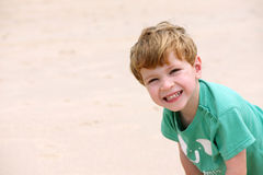 Jongensportret Royalty-vrije Stock Fotografie