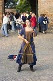 jonglör Arkivbild