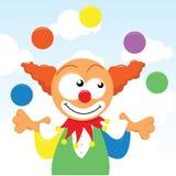 jonglör Fotografering för Bildbyråer