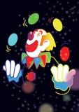 jongleur Image libre de droits