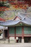 Jongmyo Royal Shrine in Seoul Stock Image