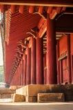 Jongmyo Shrine Stock Photography
