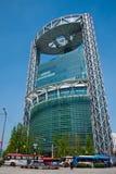 Jongno torn i Seoul, Korea Fotografering för Bildbyråer