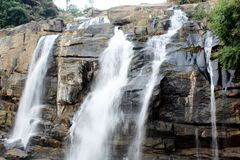 Jonha faller Ranchi Jharkhand Arkivbilder
