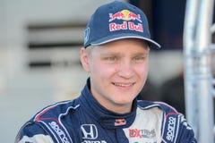 Joni Wiman 31, during the Red Bull Global Rallycross Stock Photo