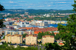 Jonkoping Σουηδία στοκ εικόνα