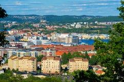 Jonkoping Швеция стоковое изображение