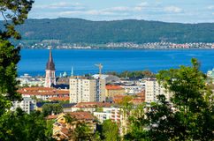 Jonkoping. Schweden stockfoto