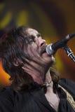 Jonny Kaplaan. Jonny Kaplan American rock singer in concert Stock Photography