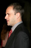 Jonny Lee Miller. HOLLYWOOD, CA - DECEMBER 01, 2005: Jonny Lee Miller at the World premiere of 'Aeon Flux' at the Cinerama Dome in Hollywood, USA on December 1 Royalty Free Stock Photo