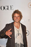 Jonny Weston. At the 9th Annual Teen Vogue Young Hollywood Party at Paramount Studios, Hollywood. September 23, 2011  Los Angeles, CA Picture: Paul Smith / Royalty Free Stock Image