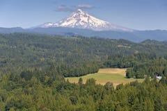 Jonsrud Viewpoint Sandy Oregon. Stock Image