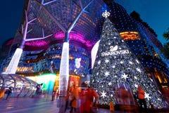 JONU sadu zakupy centrum handlowe Singapur Obrazy Royalty Free