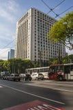 João Mendes Courthouse - São Paulo - Brazil Stock Photo