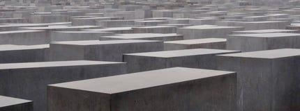 Joods Holocaustmonument in Berlijn royalty-vrije stock afbeeldingen
