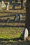 Joodse Begraafplaats Royalty-vrije Stock Afbeeldingen