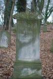 Joodse begraafplaats stock afbeeldingen