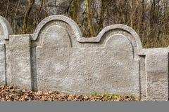 Joodse Gettomuur, Krakau, Polen royalty-vrije stock fotografie