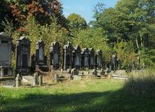 Joodse graven royalty-vrije stock fotografie
